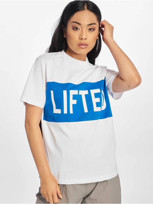 Lifted T-shirts Tam hvid