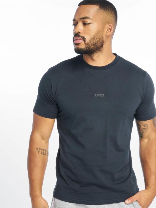 Lifted T-Shirty Leach niebieski