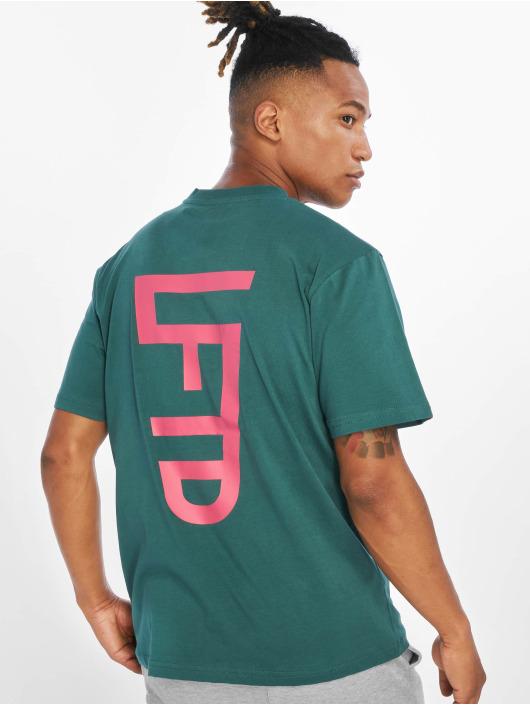Lifted T-skjorter Leach grøn