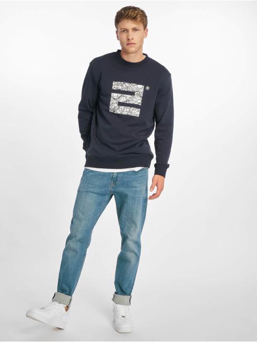 Lifted trui Hana blauw