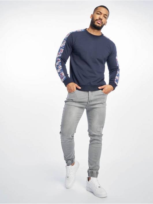 Lifted trui Ken blauw
