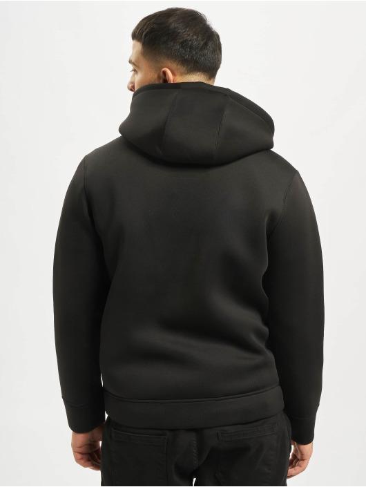 Lifted Zip Hoodie Jin schwarz