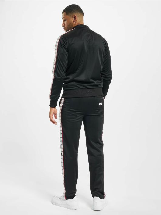 Lonsdale London Anzug Ticknall schwarz