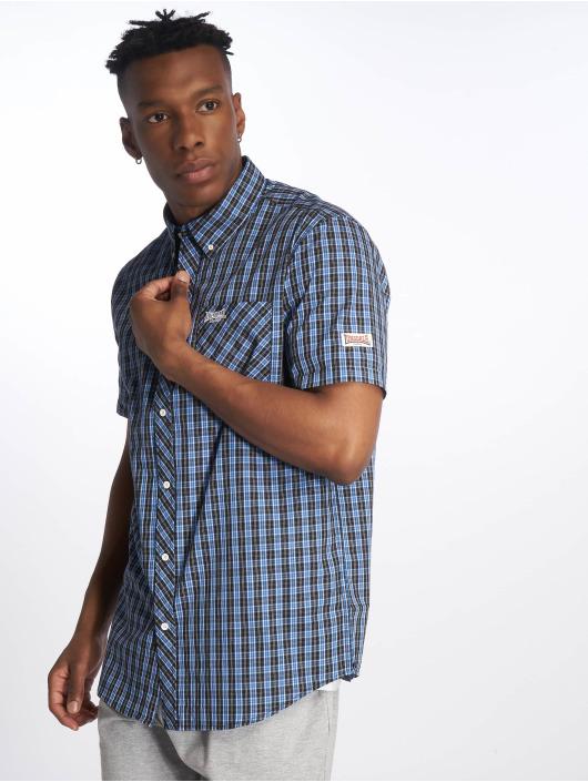 Lonsdale London Camisa Brixworth azul