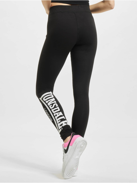 Lonsdale London Legging Shustoke schwarz