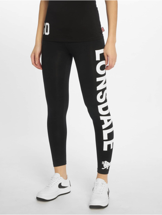 Lonsdale London Legging/Tregging Lumley black
