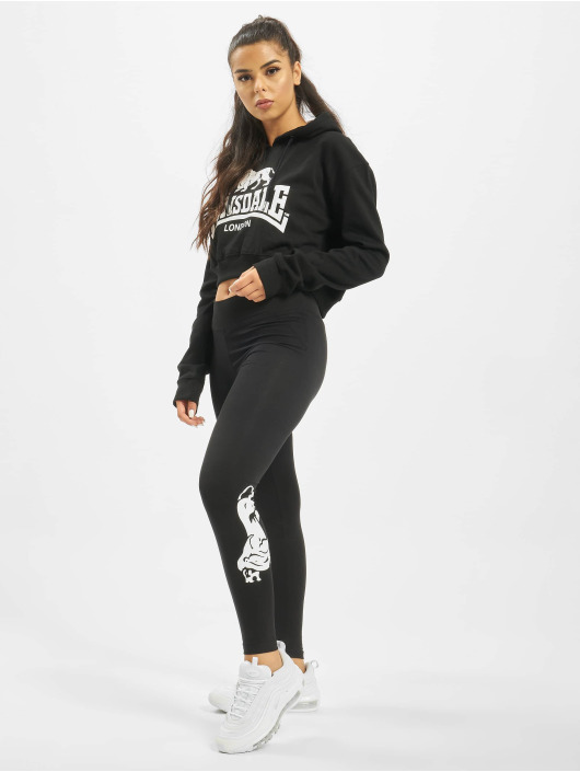Lonsdale London Legging/Tregging Tallis black