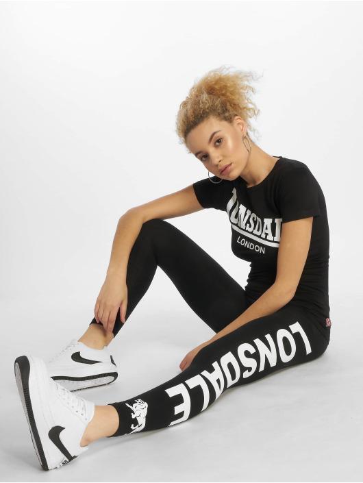Lonsdale London Legging Lumley zwart
