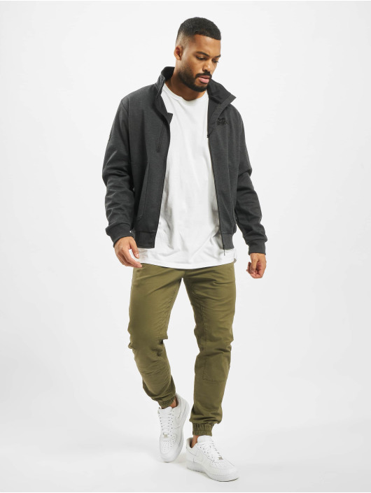 Lonsdale London Lightweight Jacket Whitwell gray