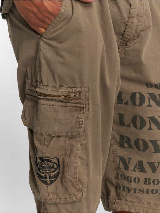 Lonsdale London Pantalón cortos London Plain caqui