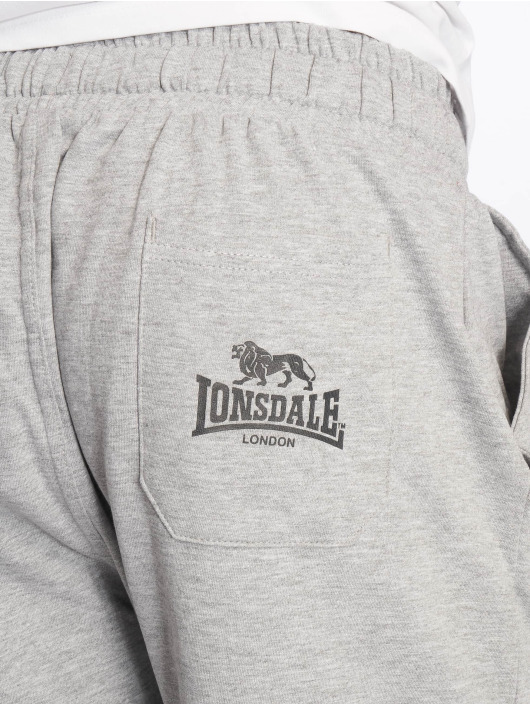 Lonsdale London Short Rimington gray