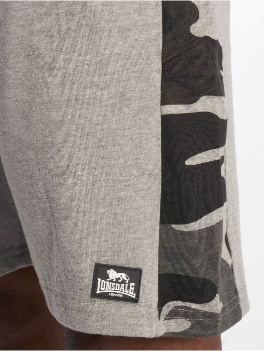 Lonsdale London Short Furness grey