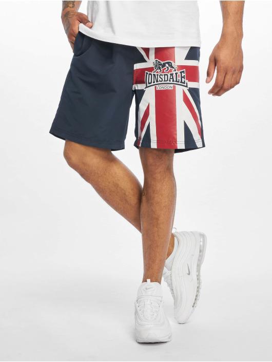 Lonsdale London Shorts Tarmac blå