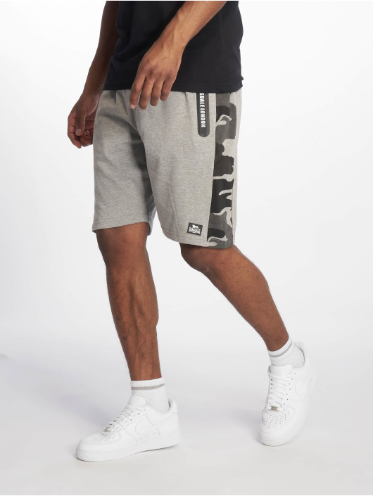 Lonsdale London Shorts Furness grau