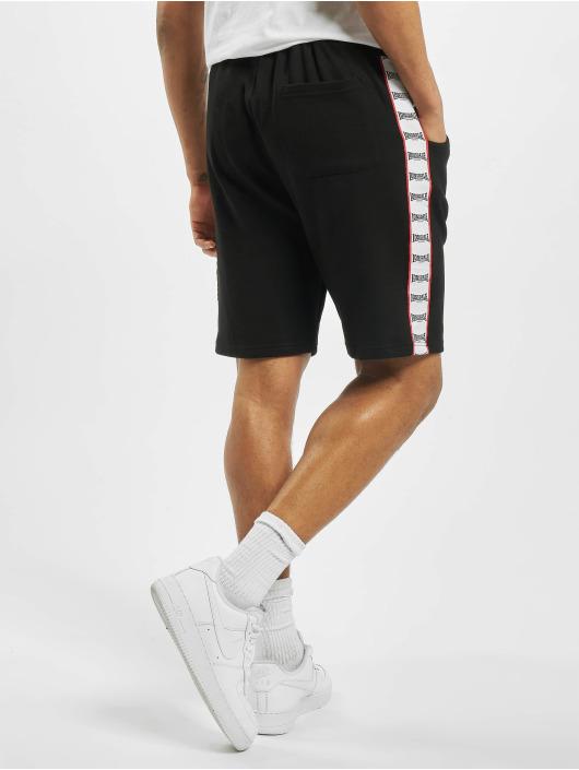 Lonsdale London Shorts Lutton schwarz