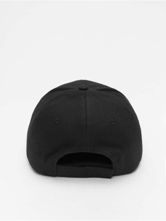 Lonsdale London Snapback Caps Iken svart