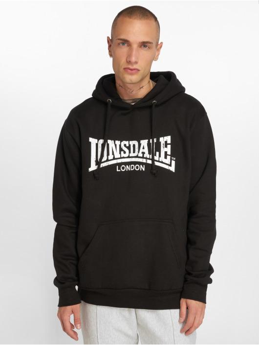 Lonsdale London Sweat capuche Wolterton noir