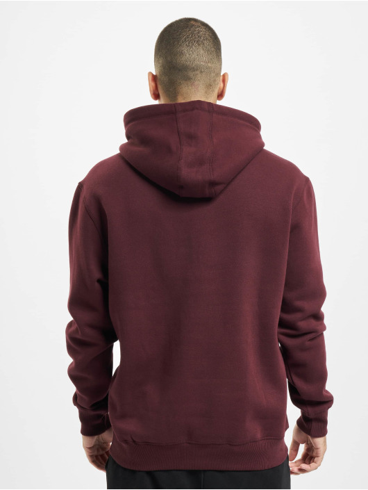Lonsdale London Sweat capuche Thurning rouge