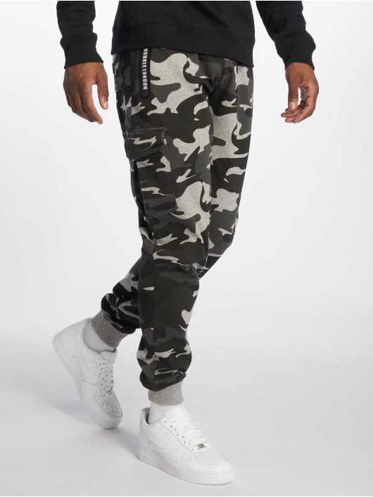 Lonsdale London Sweat Pant Haresden gray