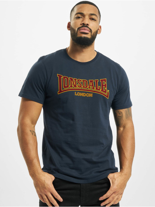 Lonsdale London T-Shirt Classic blau