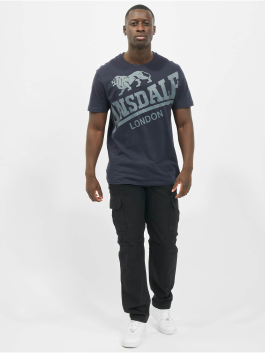 Lonsdale London T-Shirt Watton bleu