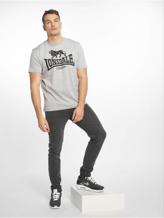 Lonsdale London T-Shirt Promo grau