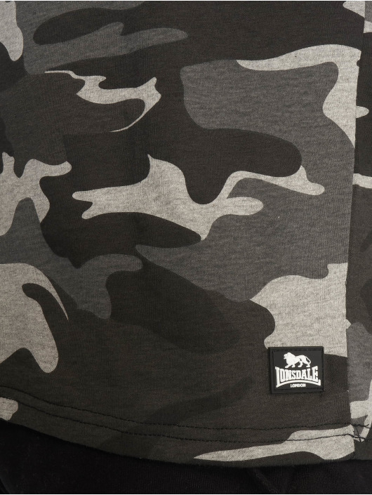 Lonsdale London T-Shirt Cobbett grau