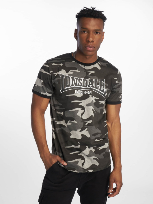 Lonsdale London T-Shirt Cobbett gray