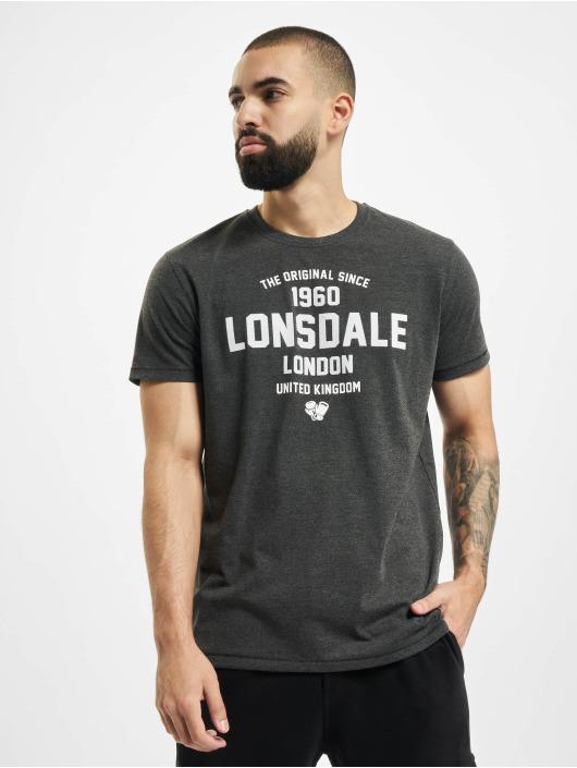 Lonsdale London T-Shirt Rhydowen gray