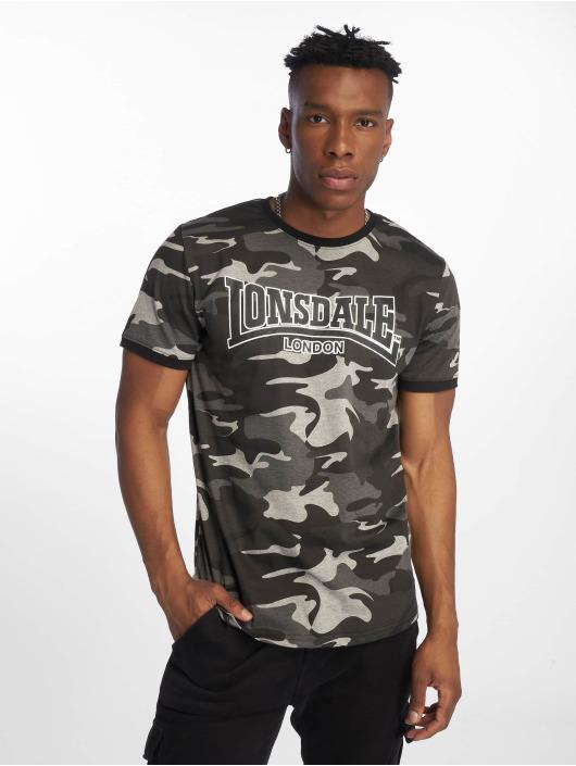 Lonsdale London T-Shirt Cobbett grey
