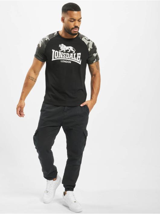 Lonsdale London T-Shirt Kensington noir
