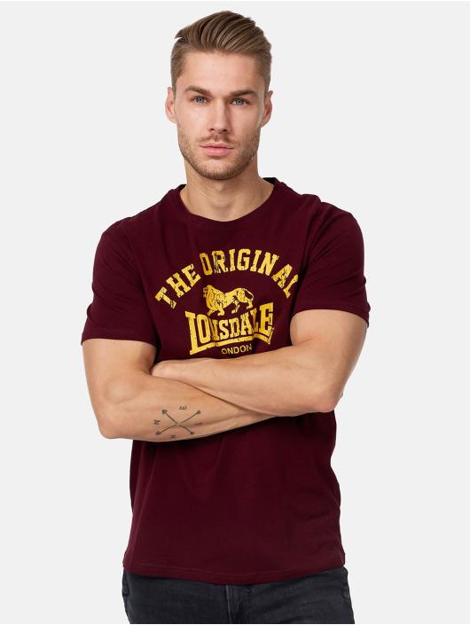 Lonsdale London T-Shirt Original rot