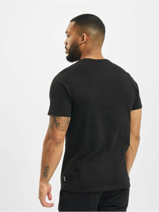 Lonsdale London T-Shirt Classic Slim Fit schwarz