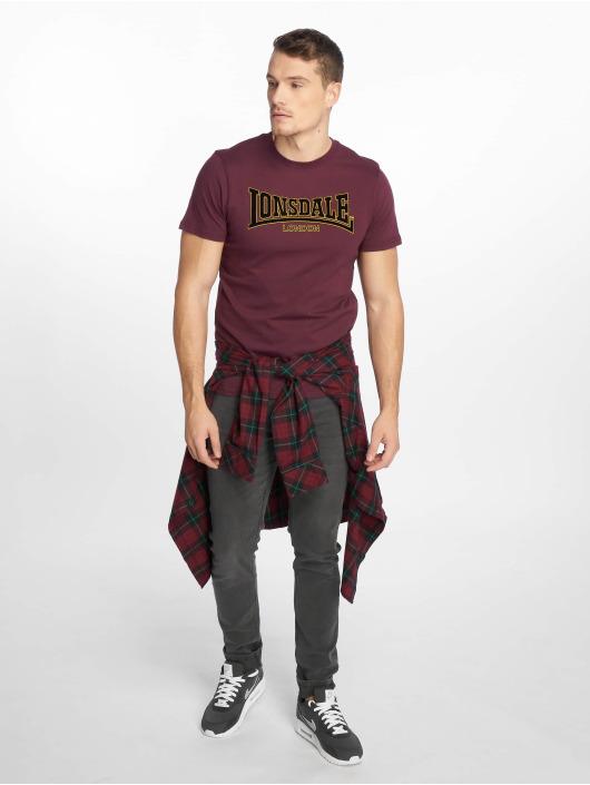 Lonsdale London T-Shirt Classic violet