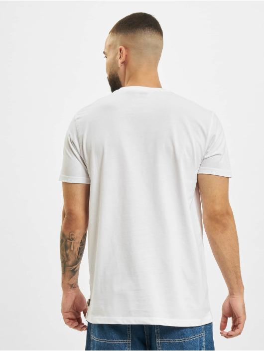 Lonsdale London T-Shirt York weiß