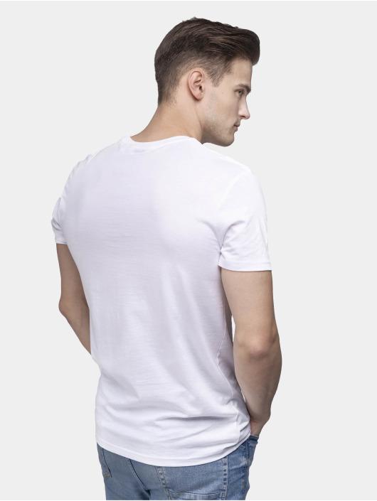 Lonsdale London t-shirt Dereham wit