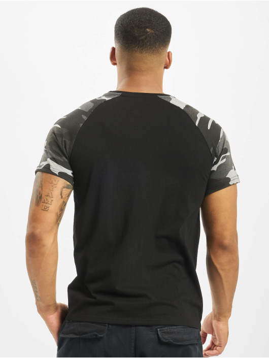 Lonsdale London T-Shirty Kensington czarny