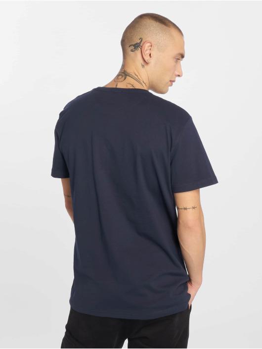 Lonsdale London T-Shirty Hounslow niebieski