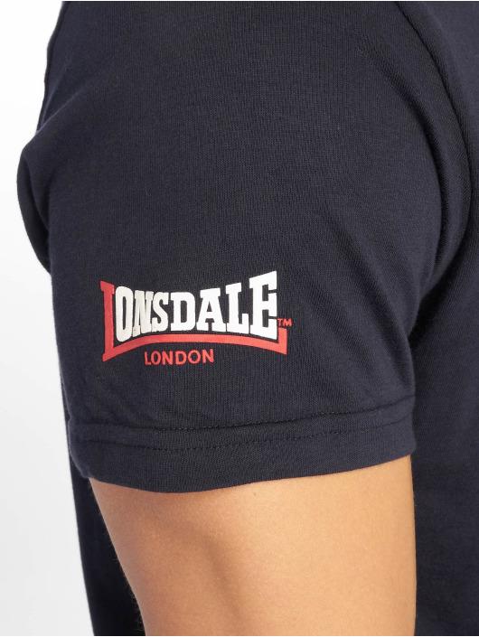 Lonsdale London T-skjorter Raversdon blå