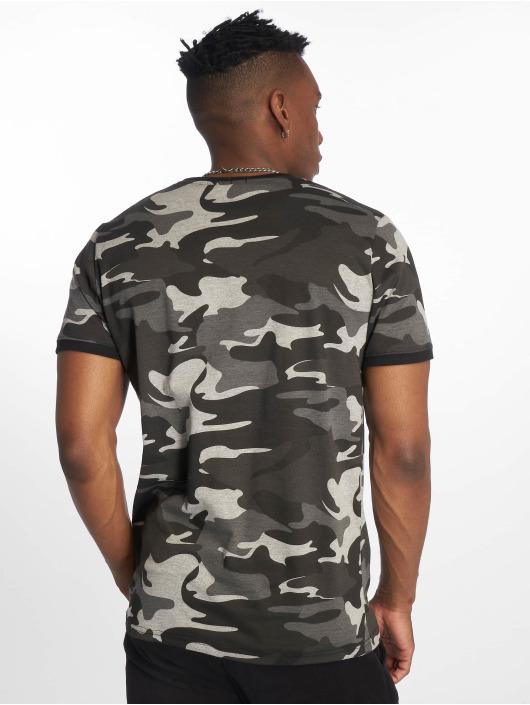 Lonsdale London T-skjorter Cobbett grå