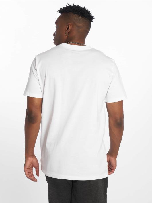 Lonsdale London T-skjorter Hopperton hvit