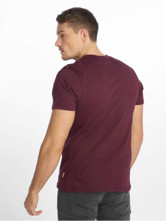 Lonsdale London T-skjorter Classic lilla