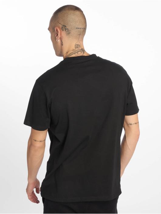 Lonsdale London T-skjorter York svart