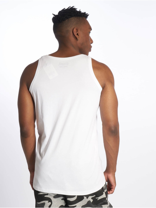 Lonsdale London Tank Tops Hazelwood bialy