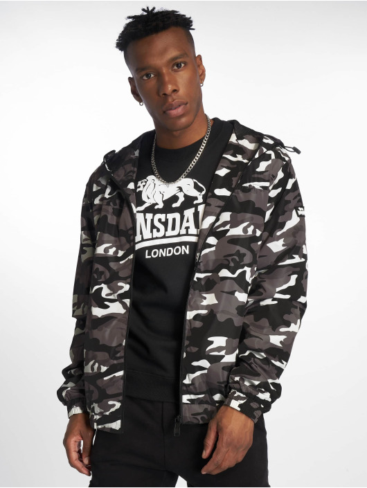 Lonsdale London Transitional Jackets Counton grå