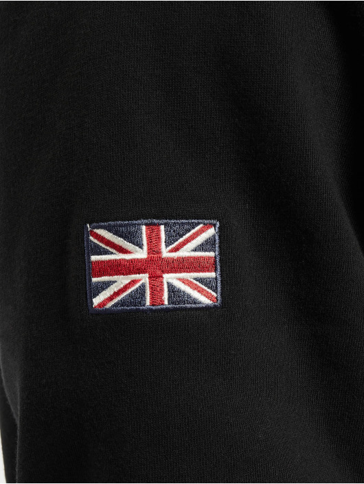 Lonsdale London Übergangsjacke Dover schwarz