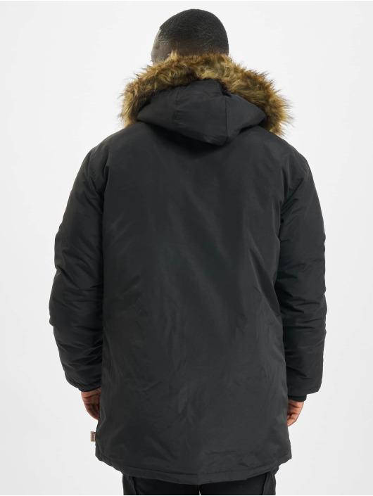 Lonsdale London Winter Jacket Streetlam black
