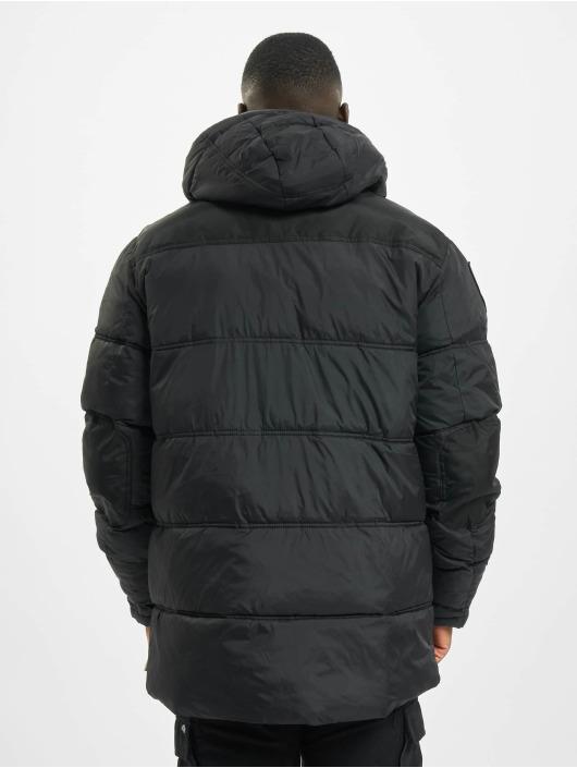 Lonsdale London Zimné bundy Darren èierna