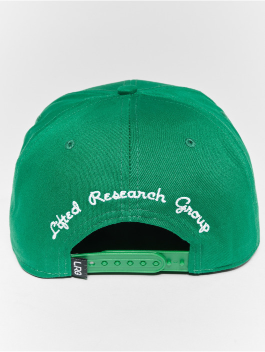 LRG Casquette Snapback & Strapback Down With The L vert