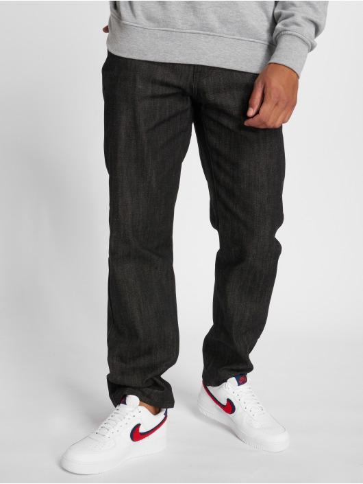 LRG Straight Fit Jeans RC TS schwarz